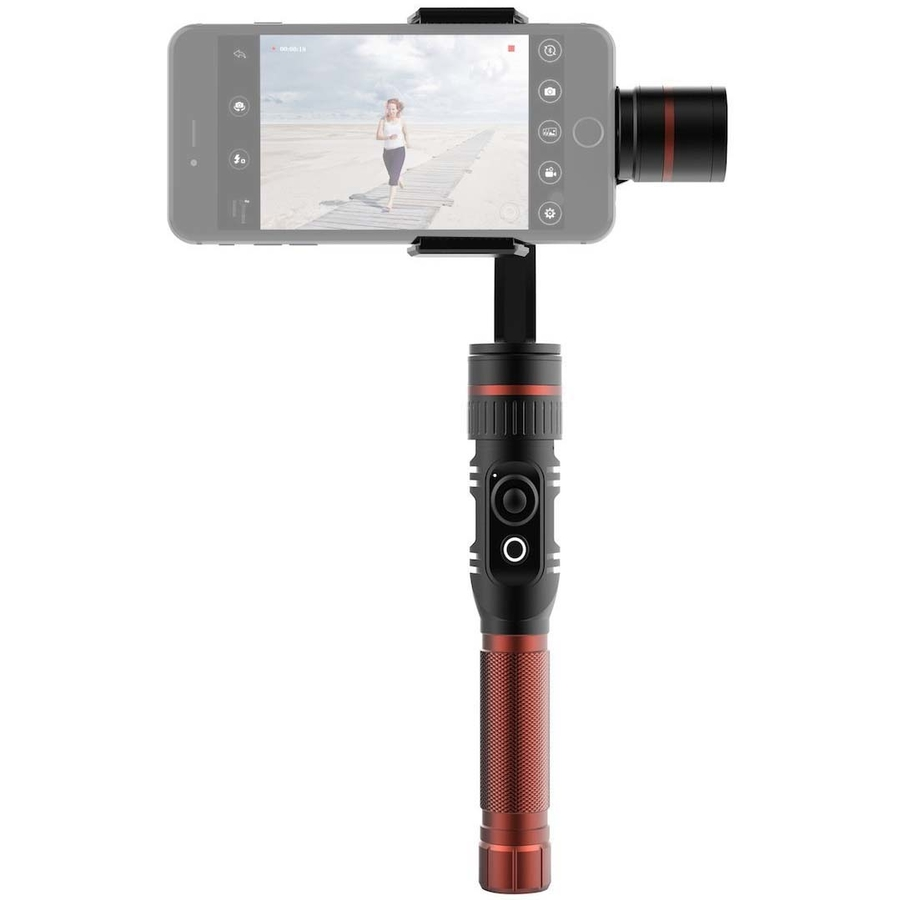 HOHEM T2 GIMBAL 3 AXIS + ACT CAM ADAPTER